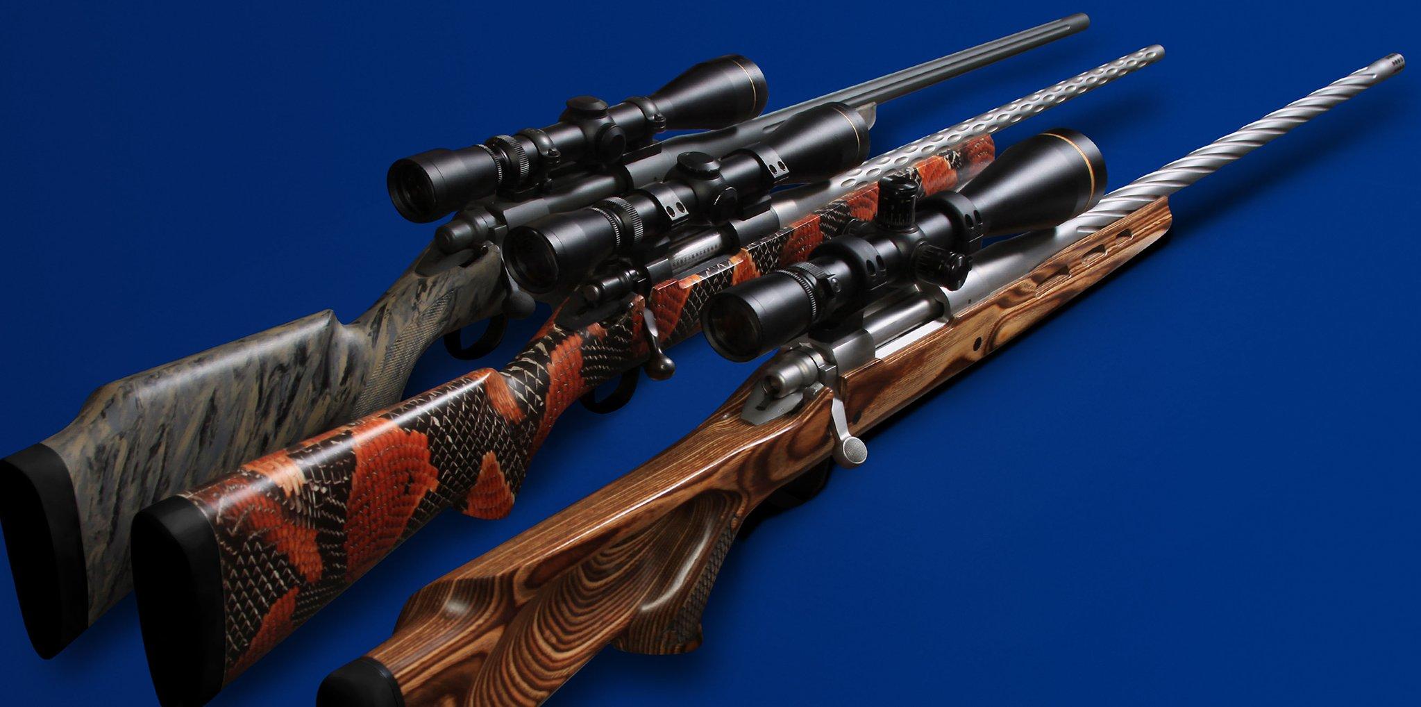Rebarreling Services | Rebarrel a Rifle | Hart Rifle Barrels
