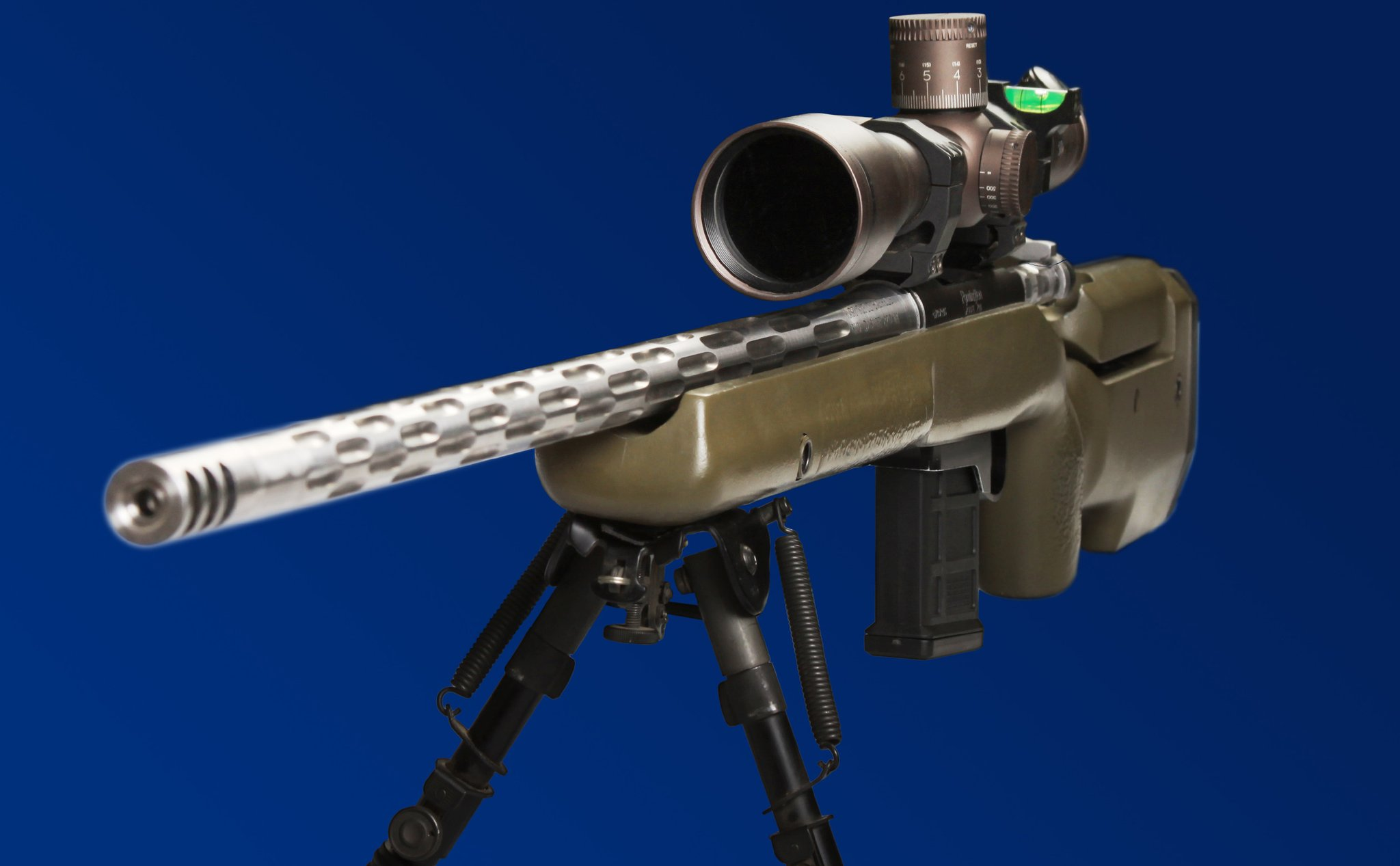 Custom Hart Rifle Barrel_Best Rifle Barrel in the world